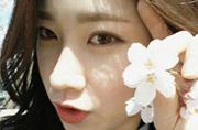 韩军校女生甜美可爱看得人心酥