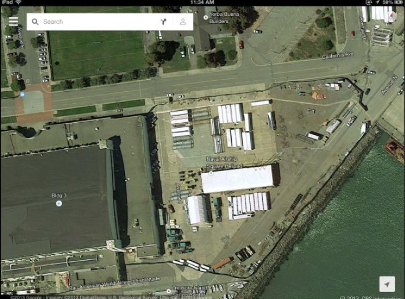 谷歌/谷歌机密项目曝光:或为海上浮动数据中心(5/17)