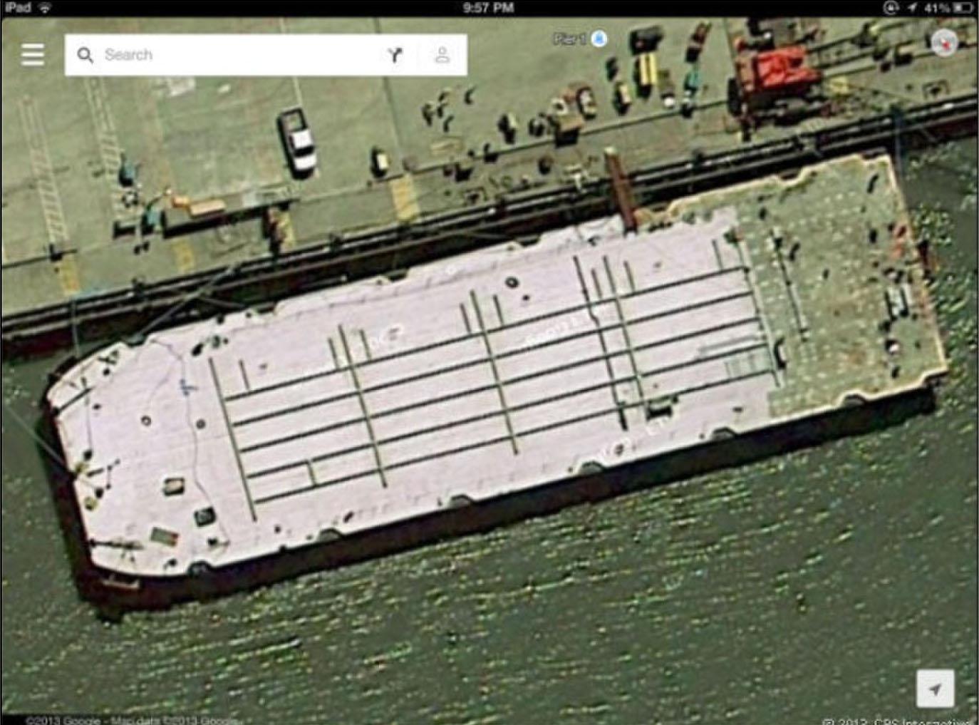 谷歌/谷歌机密项目曝光:或为海上浮动数据中心(8/17)