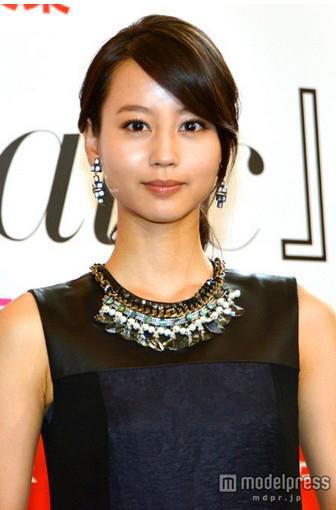 日本人气女星崛北真希在28日播出的节目《smap×smap》中,毫不避