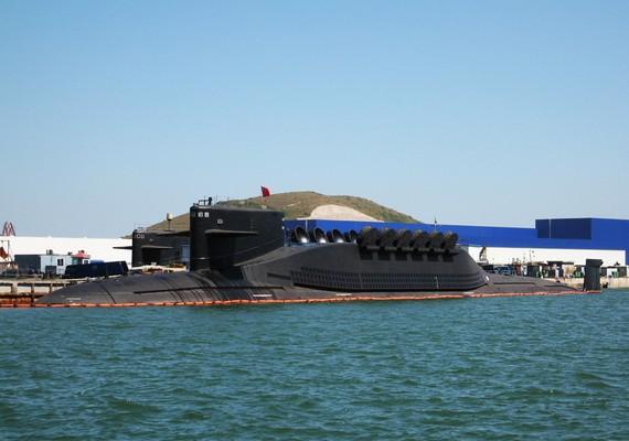 专家揭秘中国公开核潜艇:新一代型号有突破
