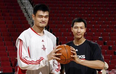 中国球员何时重返NBA