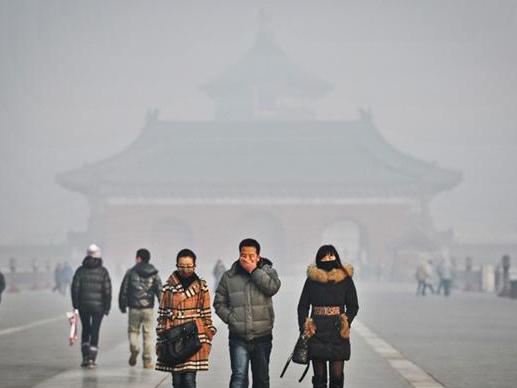 北京雾霾应急预案发布 市民:这不是办法
