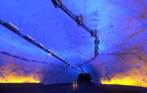[组图] 穿越奇幻 细数世界11条最美隧道(23P) - 路人@行者 - 路人@行者