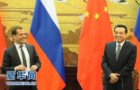 """中俄严斥日媒""""俄罗斯联日本牵制中国""""造谣"""