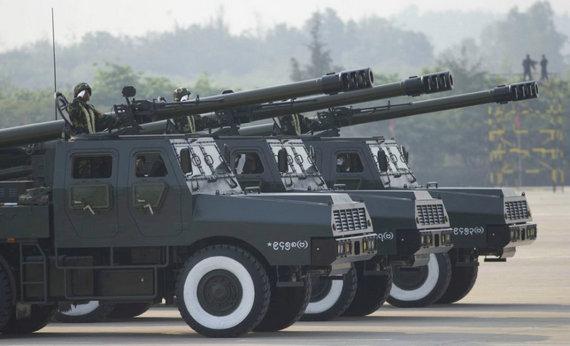 外媒:中国武器行销东南亚 但有几国或永不买