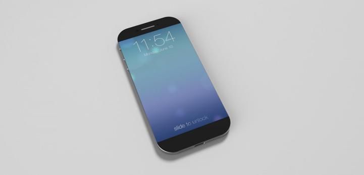 惊艳!设计师无边框iphone6设计(组图)