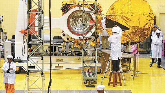 外媒称印度急着探测火星是要跟中国争亚洲第一
