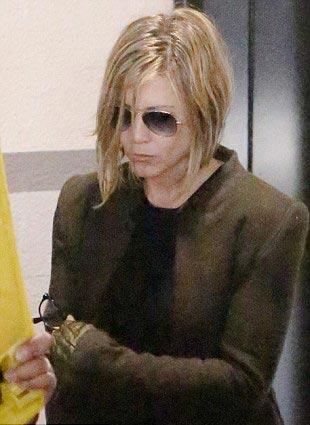 揭安妮斯顿发型变迁