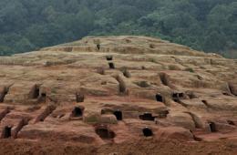 四川抢救性发掘600座崖墓 多数古墓已被盗
