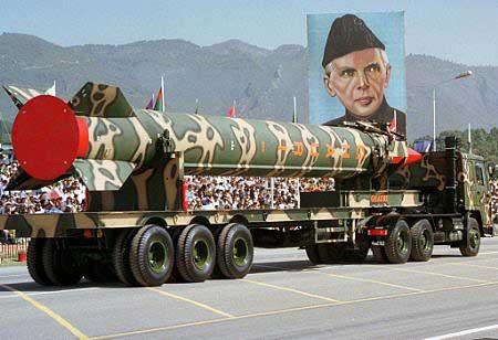 英媒:沙特花大钱可随时从巴基斯坦获取核武器