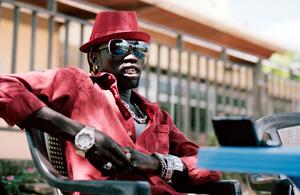纪实人像:苏丹的建造者