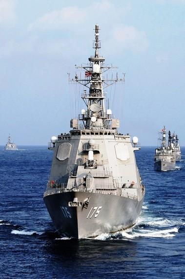 日欲对华设四层防线:对中国海军是极大麻烦