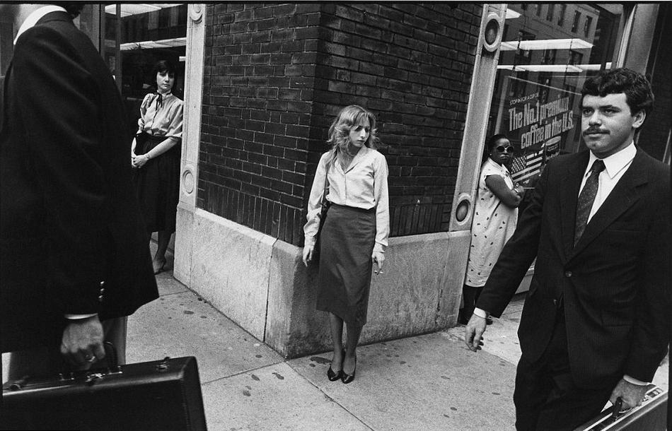 """美国梦 纽约街头 年代/80年代纽约街头的""""美国梦""""(8/22)"""