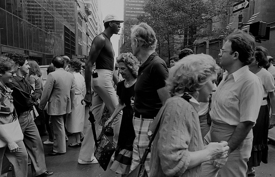 """美国梦 纽约街头 年代/80年代纽约街头的""""美国梦""""(20/22)"""