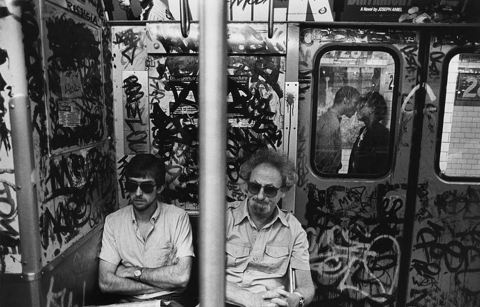 """美国梦 纽约街头 年代/80年代纽约街头的""""美国梦""""(21/22)"""