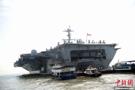 专家:美国从未单独侵华 中国最大威胁是日本