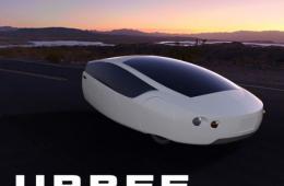 3D打印汽车Urbee 2:油耗0.84升