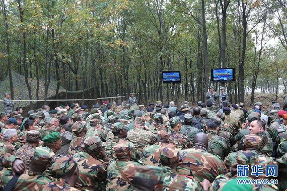 中国五将领:和平崛起不是免战 克服恐美恐日