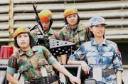 中国与印尼女空降兵亮相军演