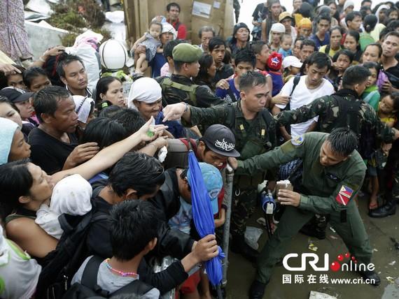 外媒:中国给菲律宾微薄援助可能损害其形象