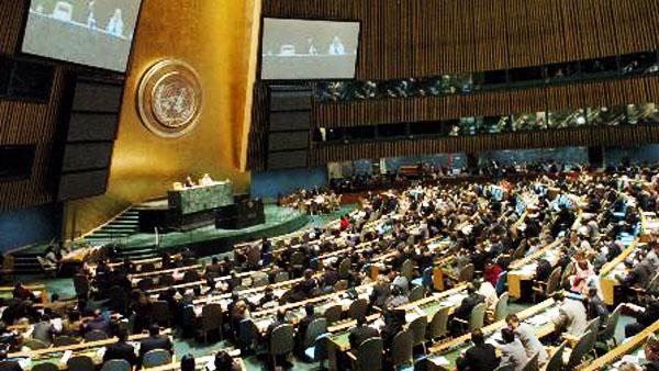社评:联合国176张支持票挺中国人权