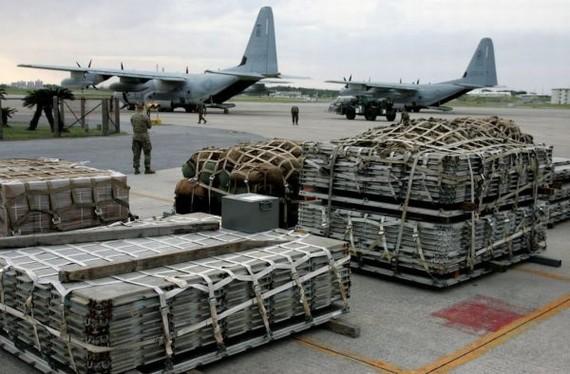 美媒:解放军没能力来菲救灾 想来人家也不要