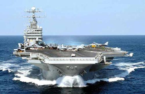 专家:英美日军队齐赴菲律宾 把救灾当成表演