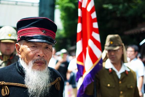 外媒:中日兵力将现缺口 像两个暴躁老人对抗