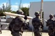 中美军演解放军带来先进装备