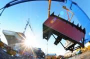 英国未来航母装好滑跃甲板
