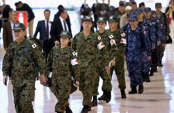 日本自卫队赴菲堪称二战后规模最大海外部署