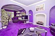 英地产商推独特紫色梦幻屋受热捧