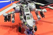 俄军工拿一堆模型参加迪拜航展