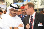 迪拜航展惊现沙特土豪
