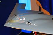 迪拜航展美军带来了B-2轰炸机