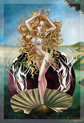 自制 Gaga艺术照