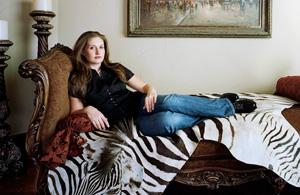 人像摄影:女猎人的房间