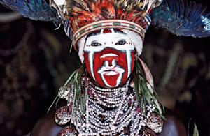 人像摄影:最后的部落