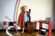 人像摄影:孩子们的玩具