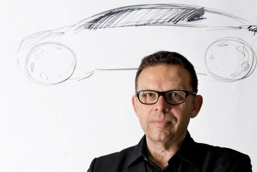 起亚汽车标志性的特征.凭借这些成功的设计,希瑞尔获任起亚高清图片