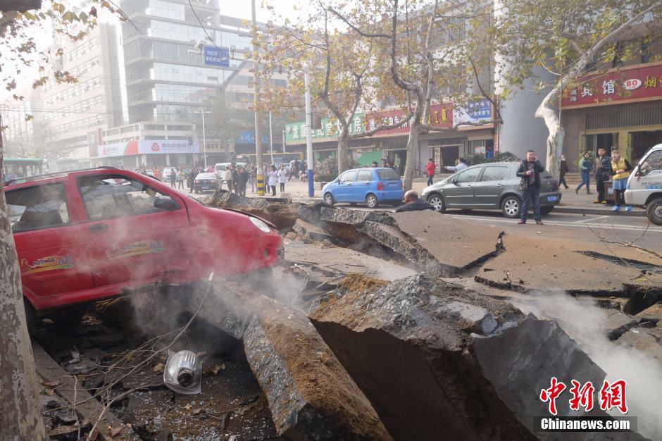 青岛最近发生的车祸
