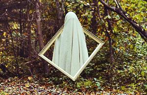 人像摄影:无面的黑童话