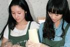 """三峡大学""""寿司女孩""""爆红 身材高挑皮肤白皙"""