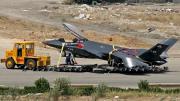 外国网友曝光伊朗隐身战机外形