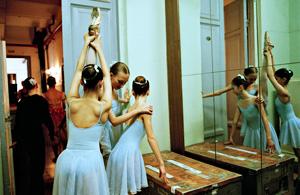 纪实摄影:芭蕾教室