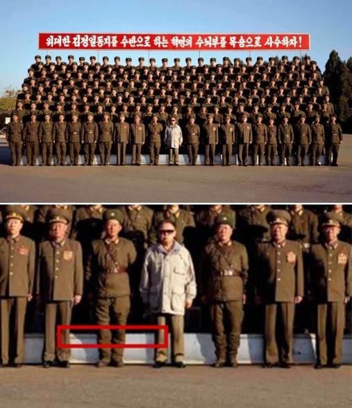 """11张朝鲜假照片_盘点朝鲜新闻中的""""神级""""PS照片_博览_环球网"""