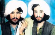 塔利班战士雷人的艺术照