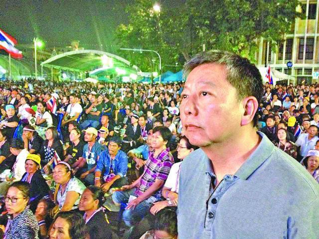 香港反对派勾结台独后又欲赴泰取经引入动乱