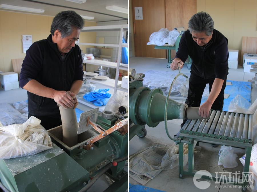 日本国家级传统手工艺:大堀相马陶器